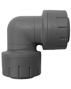PolyPlumb Elbow - 22mm