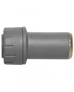 PolyPlumb Socket Reducer - 22mm x 15mm