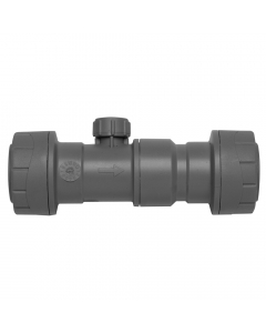 PolyPlumb Double Check Valve - 22mm