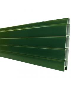 """Liniar Plastic Gravel Board - 6 ft x 12"""" - Green"""