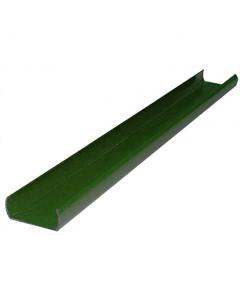 Liniar Plastic Fencing Utility Strip - Green