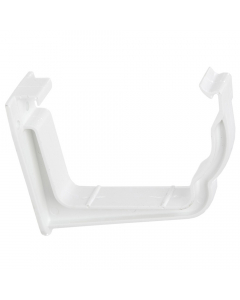 Polypipe 117mm Sovereign High Capacity Gutter Fascia Bracket - White