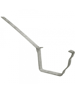 Polypipe 117mm Sovereign High Capacity Galvanised Top Rafter Bracket