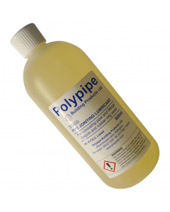 Polypipe Pipe Joint Lubricant Bottle