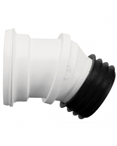 Kwickfit 110mm 0 - 30 Degree Swivel Pan Connector
