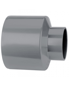 Polypipe 110mm Push Fit Soil and Vent to Waste Reducer - Grey