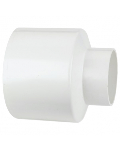 Polypipe 110mm Push Fit Soil and Vent to Waste Reducer - White