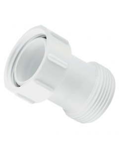"""McAlpine Waste BSP Female to BSP Male Waste Coupling - 1¼"""" (2"""" Length)"""