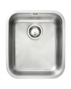 Tuscan Florence Stainless Steel Undermount Sink - 1 Bowl