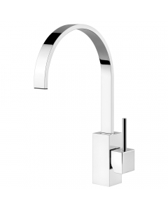 Tuscan Parrina Kitchen Tap - Chrome