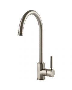 Tuscan Fiorentina Kitchen Tap - Brushed