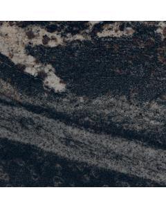 Formica Axiom Gloss Black Storm Upstand