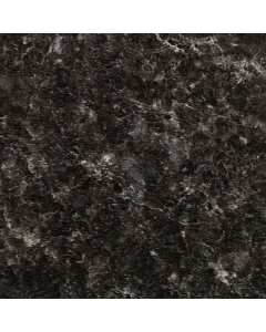 Formica Axiom Matte 58 Avalon Granite Black Worktop - 3050mm x 600mm x 40mm
