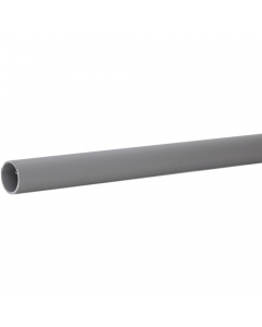 Polypipe 32mm Push Fit Waste Pipe - 1.5 Metre - Grey