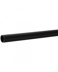 Polypipe 32mm Solvent Weld Waste Pipe - 1.5 Metre x 2 - Black