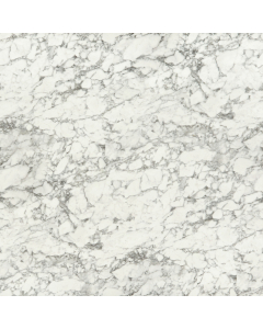 Bushboard Nuance Ultramatt Turin Marble Bathroom Wall Panel - Postformed - 1200mm
