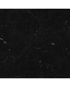 Bushboard Nuance Gloss Marble Noir Bathroom Wall Panel - Postformed - 1200mm