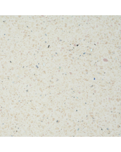 Bushboard Nuance Gloss Vanilla Quartz Bathroom Wall Panel - Postformed - 1200mm