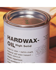 Tuscan Solid Wood Hardwax Oil - 750ml