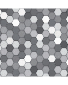 Bushboard Vista Honeycomb Midway Splashback - MDF - 3000mm x 600mm x 9mm