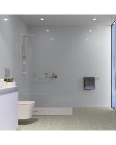 SplashPanel PVC White Gloss Wall Panel - 1000mm