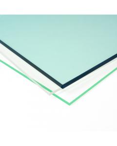 Mr Plastic Extruded Acrylic Plastic Sheet - 2mm - 610mm x 1220mm