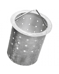 Brett Martin Underground Drainage Yard Gully Silt Bucket - Aluminium