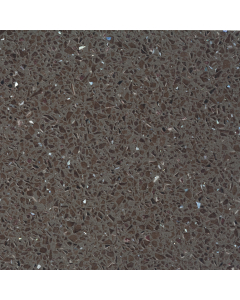 Bushboard Nuance Gloss Cinder Quartz Bathroom Worktop