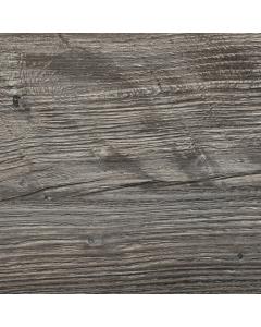 Bushboard Omega Nature Dark Driftwood Square Edged Worktop PP Edging Strip