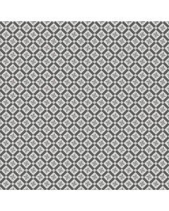 Bushboard Vista Kaleidoscope Charcoal Grey Midway Splashback - Acrylic - 3000mm x 600mm x 4mm