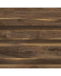 Formica Axiom Woodland Wide Planked Walnut Square Edged Worktop PP Edging Strip