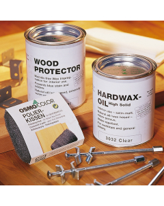 Tuscan Solid Wood Prefinished Installation Kit