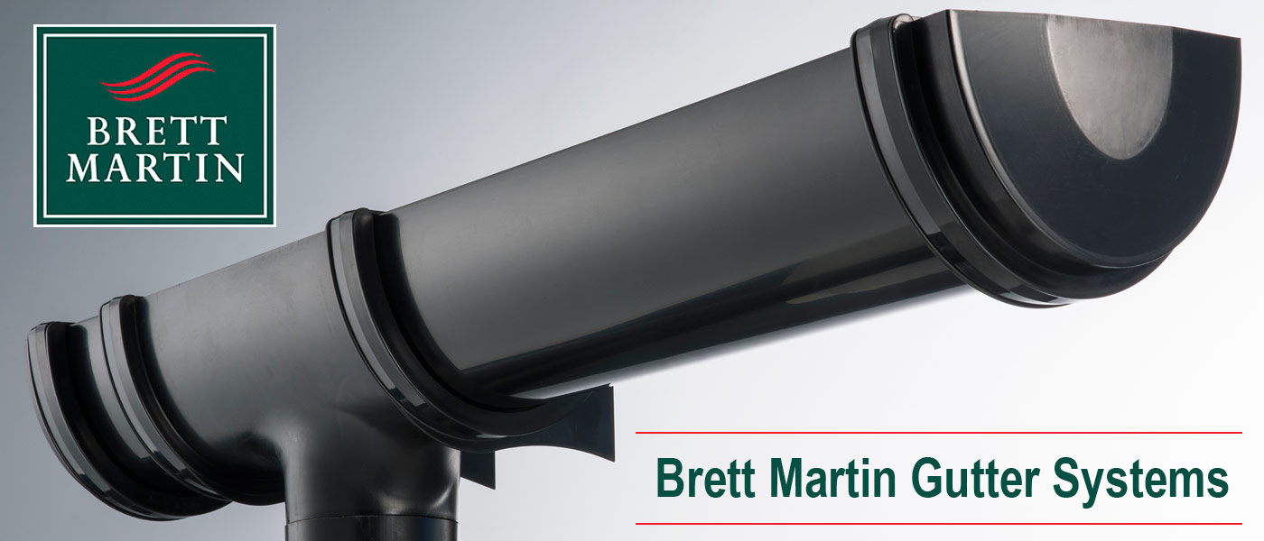 Brett Martin Gutter Systems