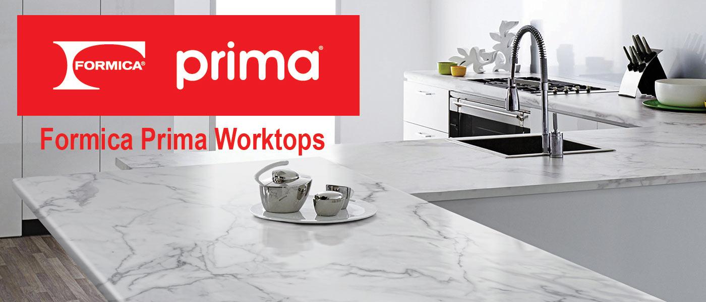 Formica Prima Worktops