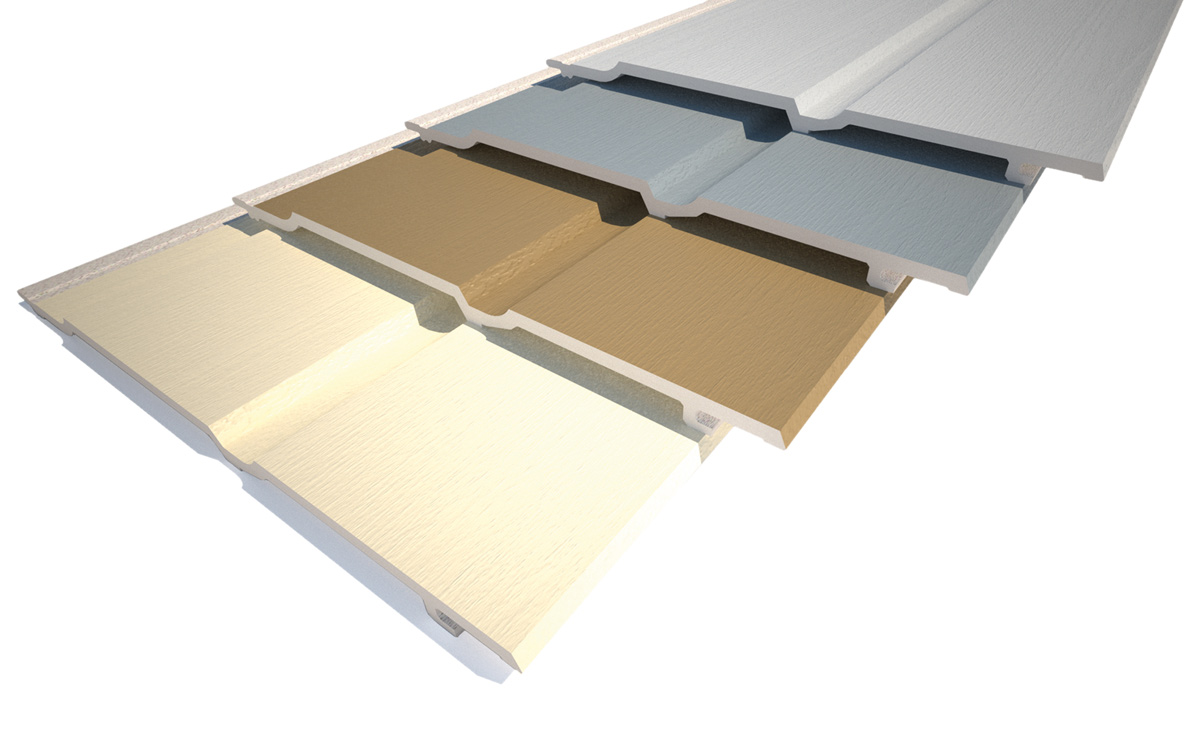 Fortex uPVC Cladding #2