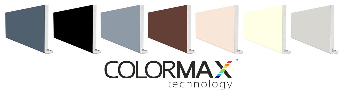 Freefoam Colormax Coloured Fascia, Soffit and Trims #1