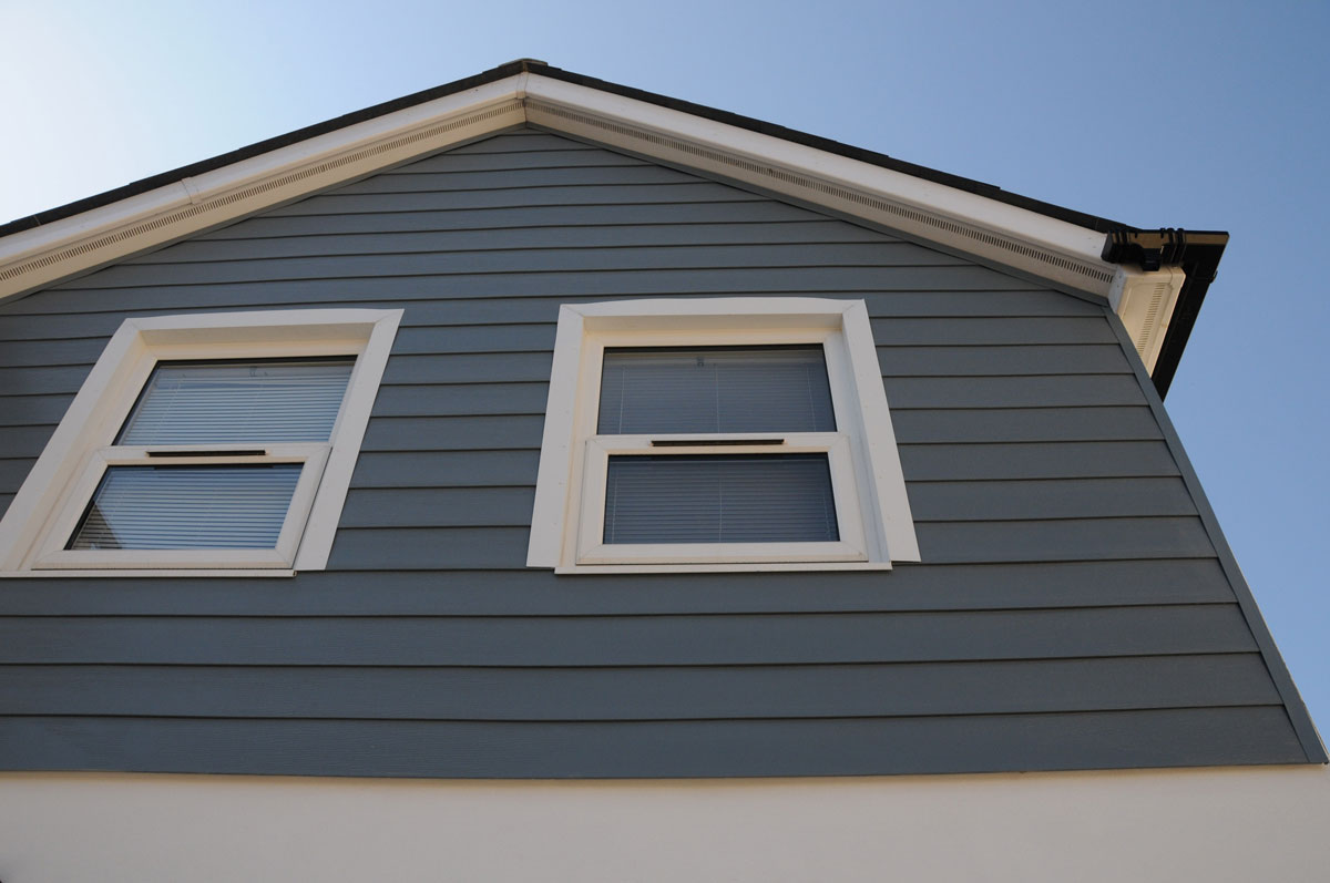 Freefoam Colormax Coloured Fascia, Soffit and Trims #2
