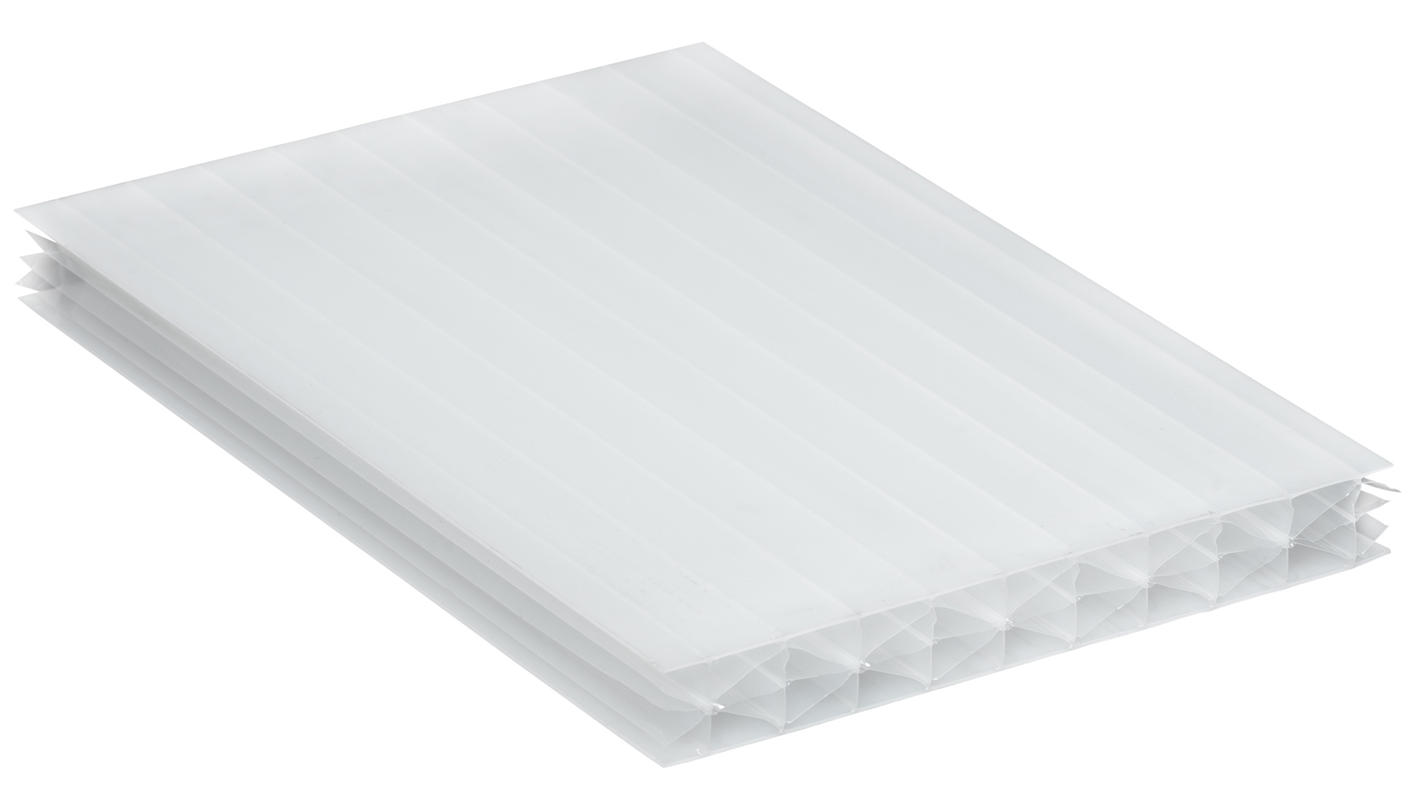 Opal Tint Polycarbonate Multiwall Roofing Sheets
