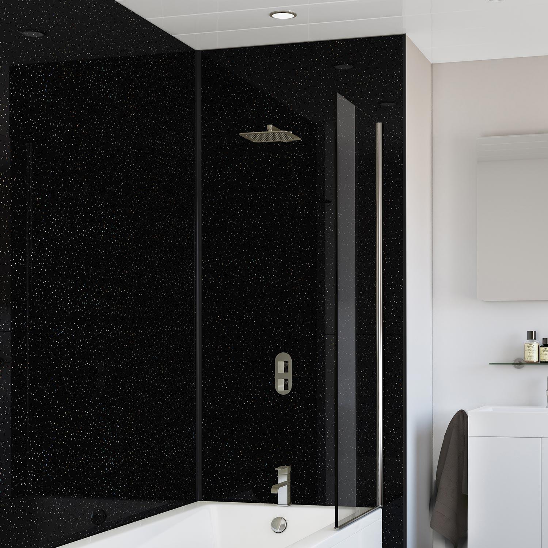 SplashPanel Shower Wall and Ceiling Panels #3