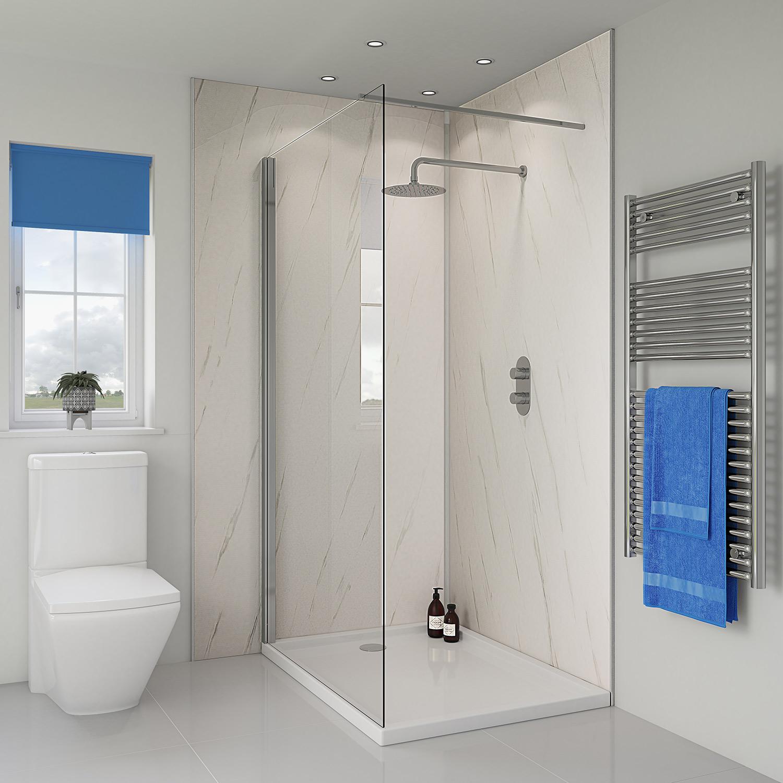 SplashPanel Shower Wall and Ceiling Panels #4