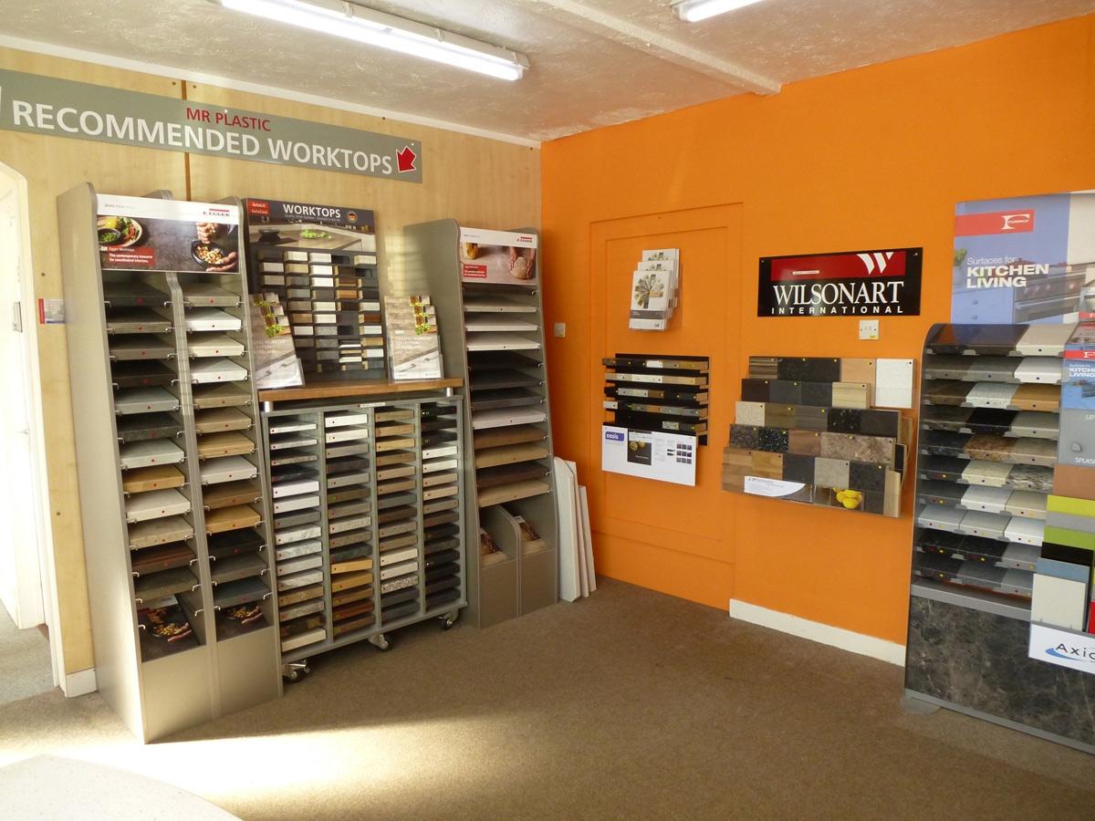 Mr Plastic Worktop/Kitchen Showroom #1